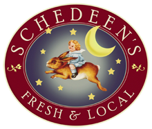 Schedeen's logo